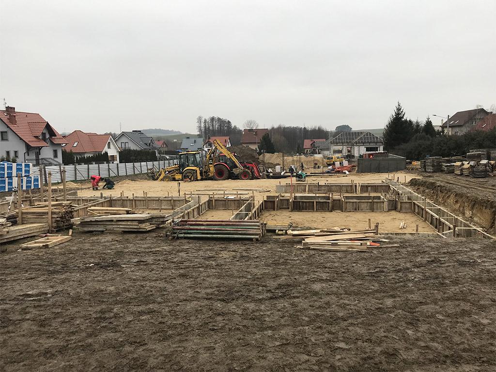 Nowa inwestycja w miejscowości Jerzmanów